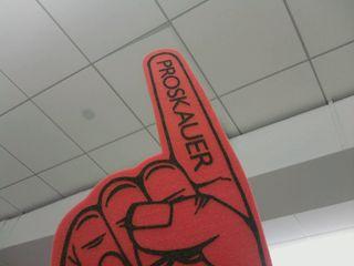 Proskauer Finger