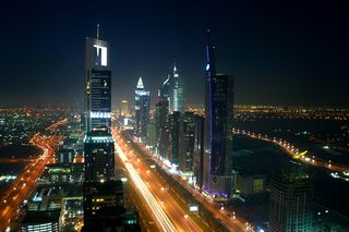 DubaiSkyline